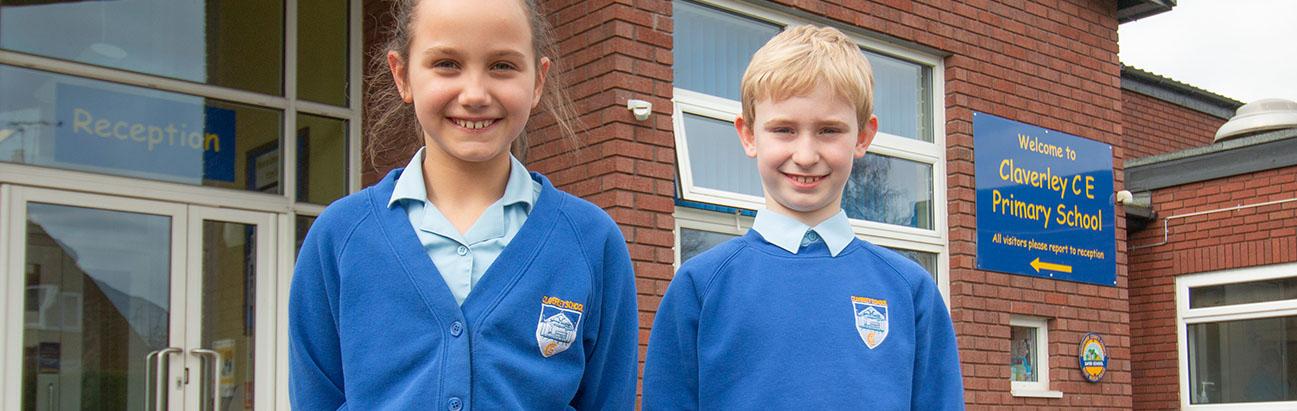 Claverley C of E Primary School